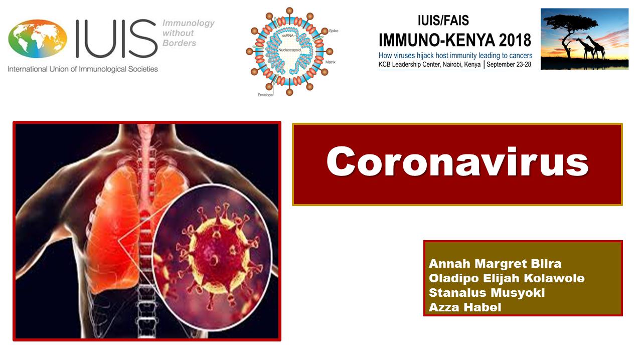 ImmunoKenya2018_Coronavirus_Slide1